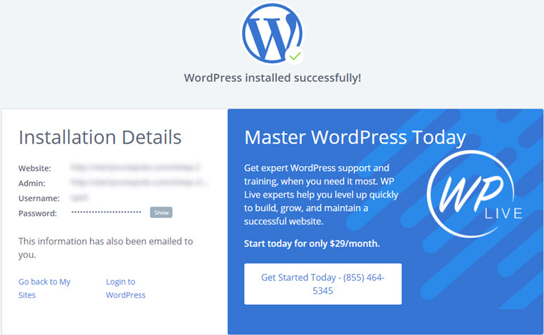 How to Create a Website from Scratch using WordPress
