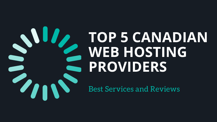 best web hosting services in canada for 2021