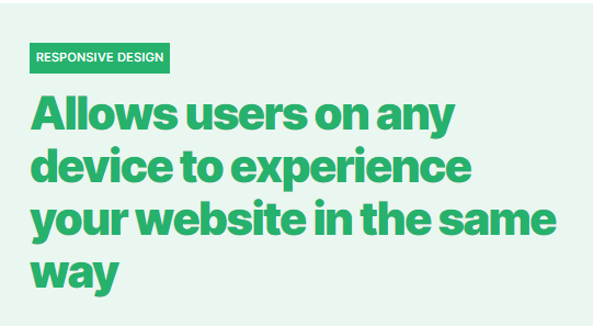 How much does a website cost?Responsive design